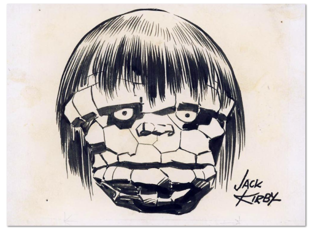 Kirby - Self-Portrait