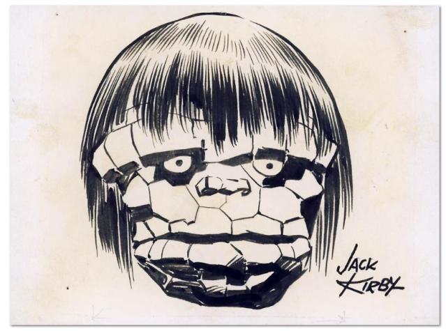 Kirby - Self-Portrait