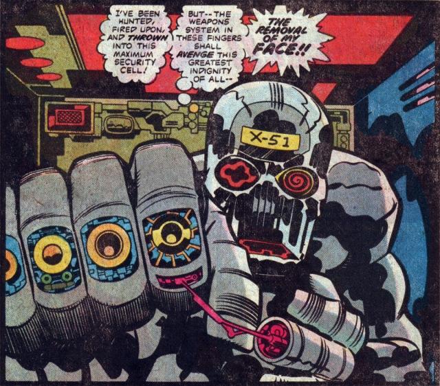 Kirby - X-51