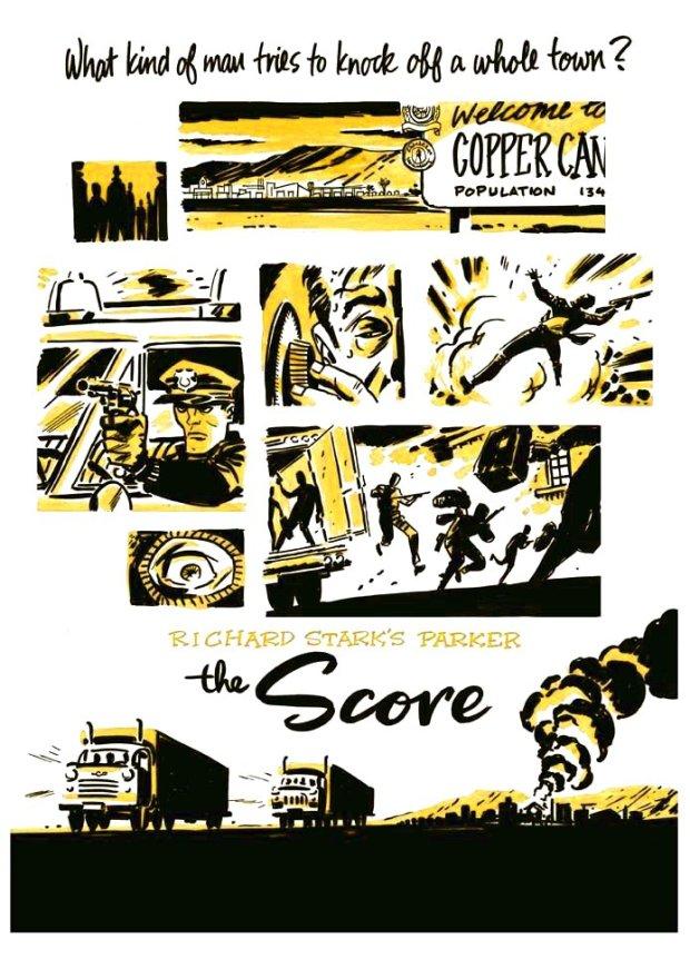 Darwyn Cooke Score