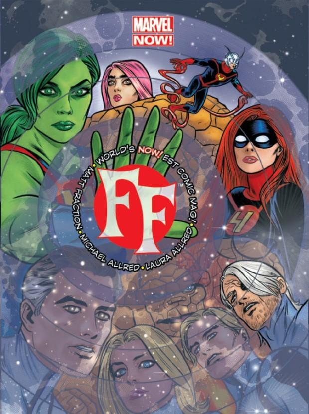 Allred FF 2 Cover
