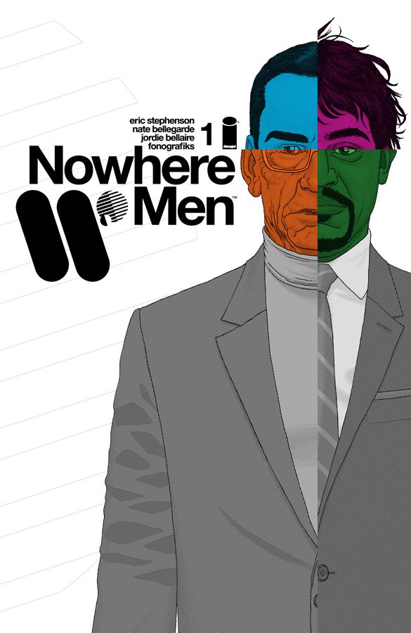 Bellegarde Nowhere Men 1