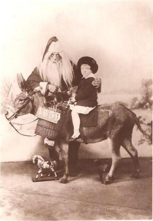 Evil Santa Donkey 3