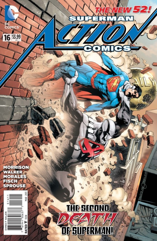 Action 16 Dressed Cover