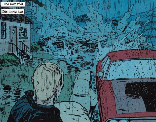 Lieber Hawkeye 7 Flood
