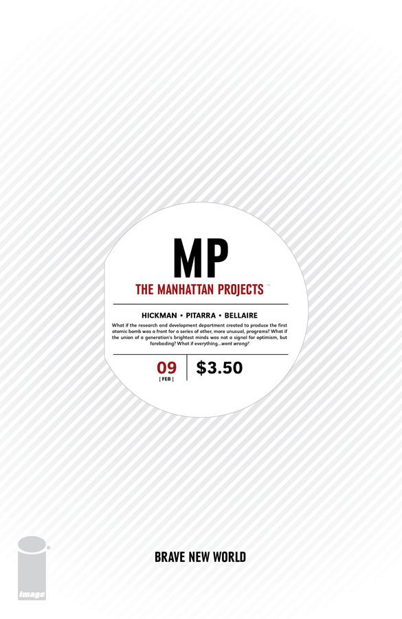 Manhattan Projects 9