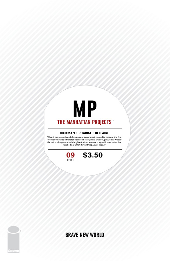 Manhattan Projects 9