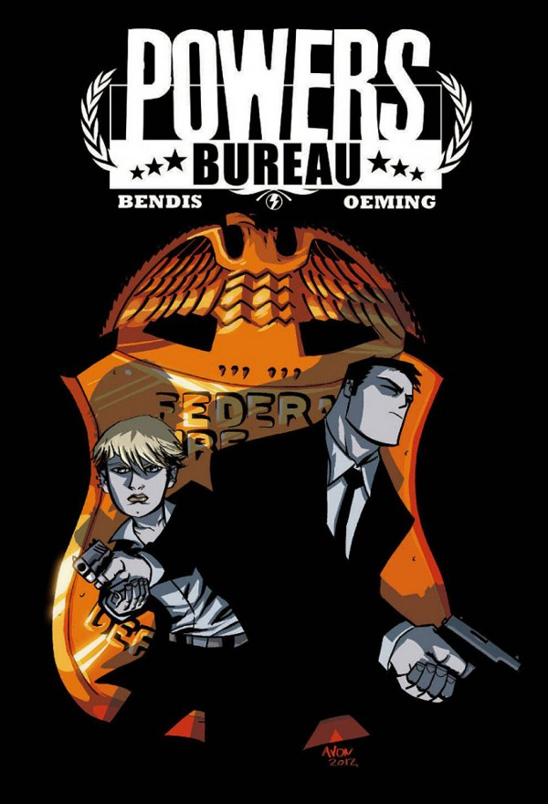 Oeming Powers Bureau 1
