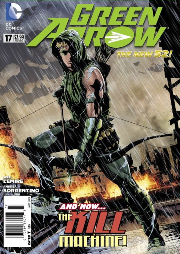 Sorrentino Green Arrow 17