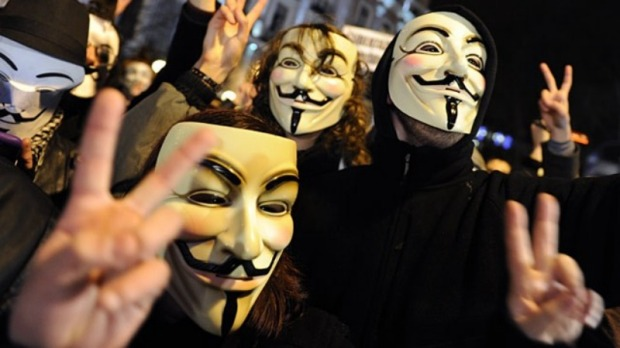 Anonymous V