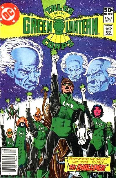 Bolland Green Lantern