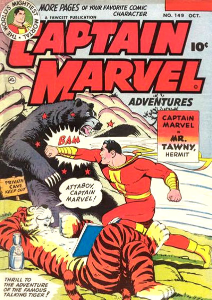 Captain Marvel 149