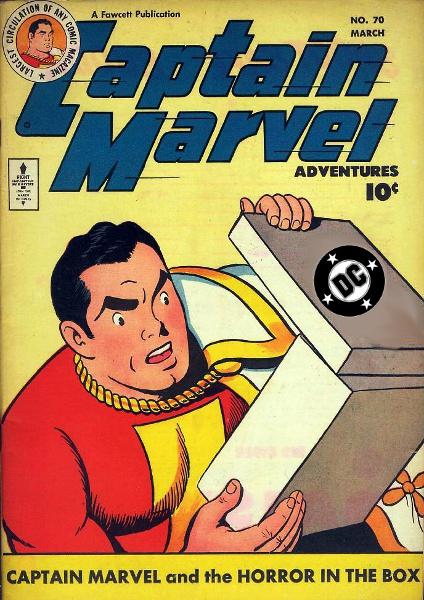 Captain Marvel 70