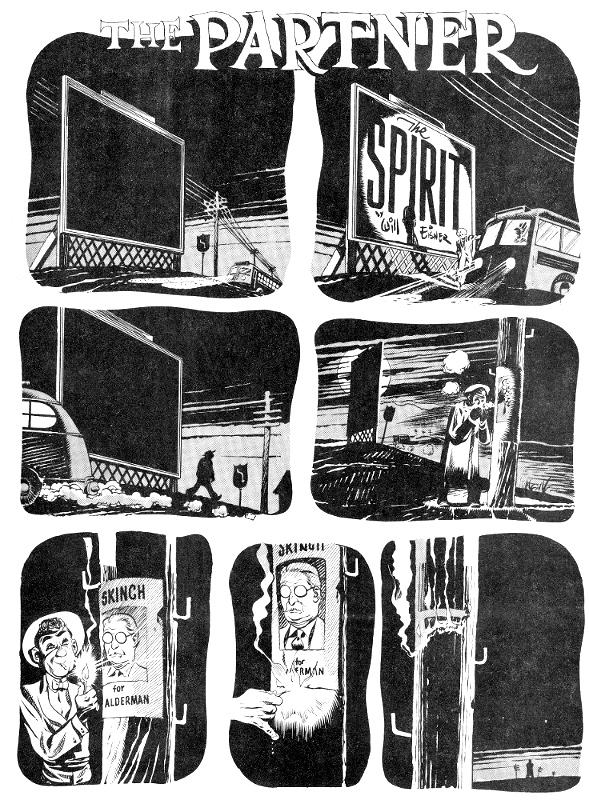 Eisner Spirit Partner