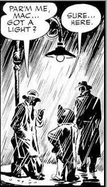 Eisner Spirit Rain