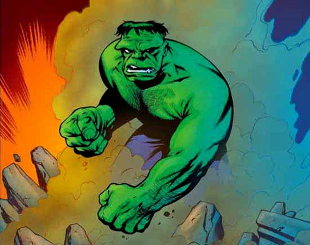 Eric Powell Hulk