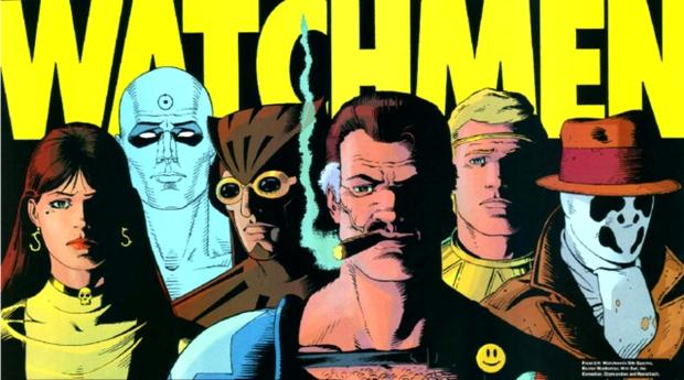 Gibbons Watchmen