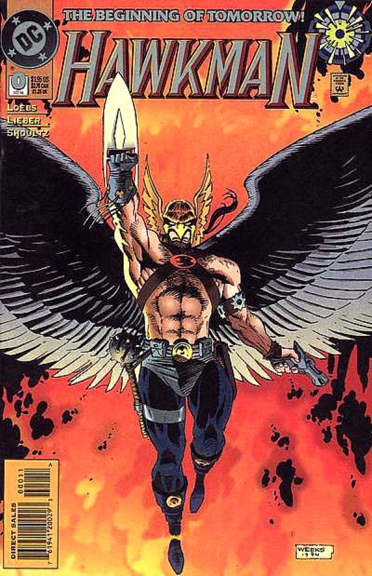 Lee Weeks Hawkman 0