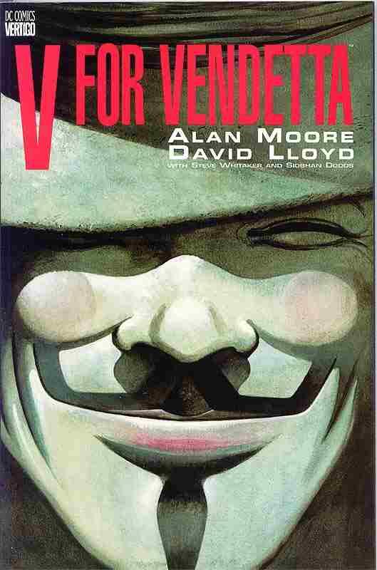 Lloyd V for Vendetta