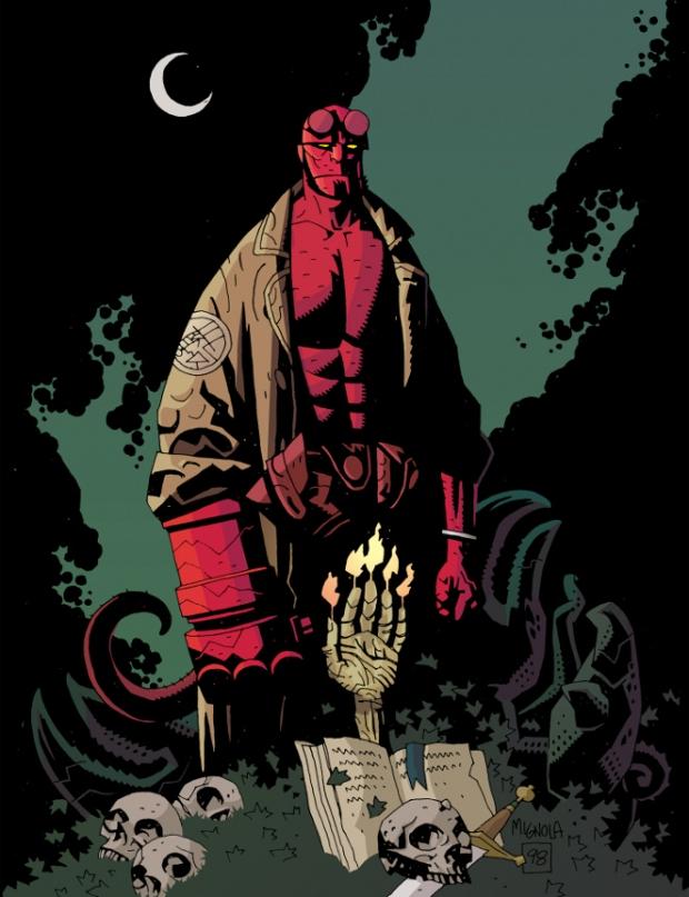 Mignola Hellboy
