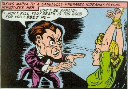Oh, look! A twisted misogynist dwarf!