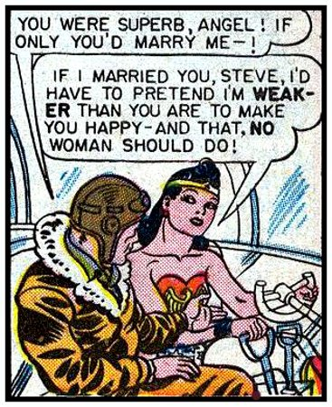 Peter Wonder Woman 1