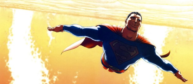 Quitely Superman Wide