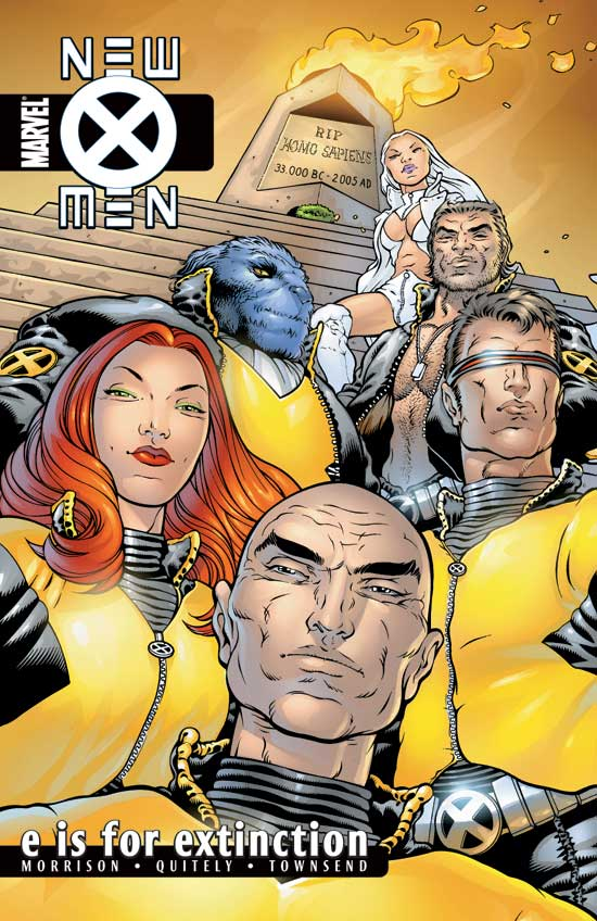 Quitely X-Men