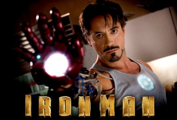 Yes, I am Iron Man. Thank you.