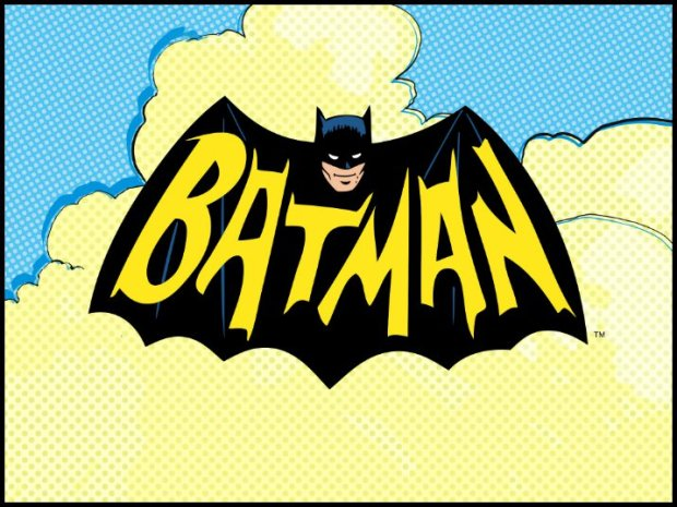 Batman 66 Logo