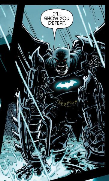 Burnham Cyber Batmanbat