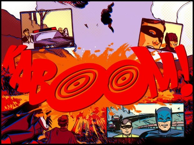 Case Batman 66 Kaboom