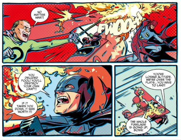 Case Batman 66 Panels
