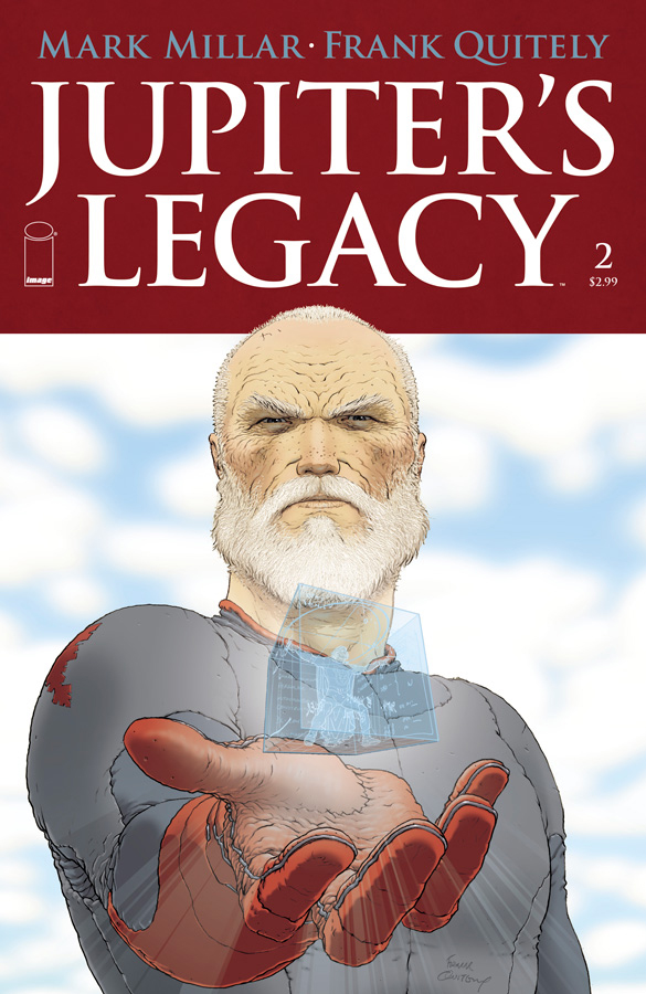 Quitely Jupiter's Legacy