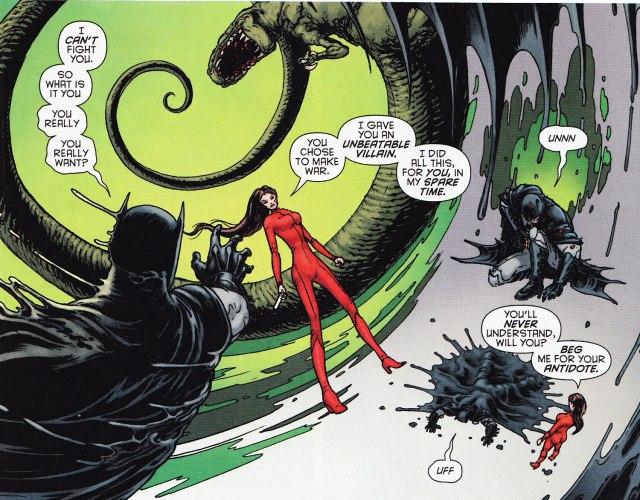Burnham Batman Inc 13 Melty Bat