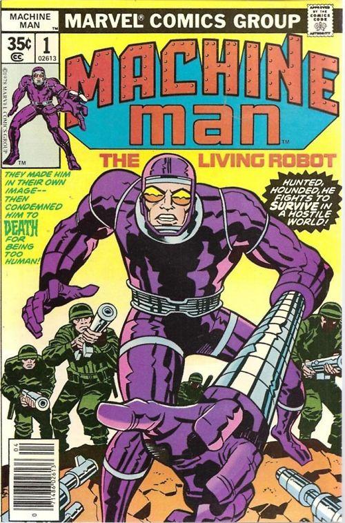 Kirby Machine Man
