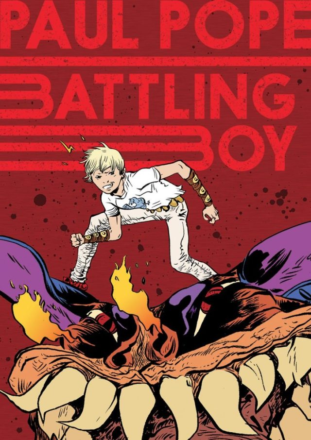 Paul Pope Battling Boy