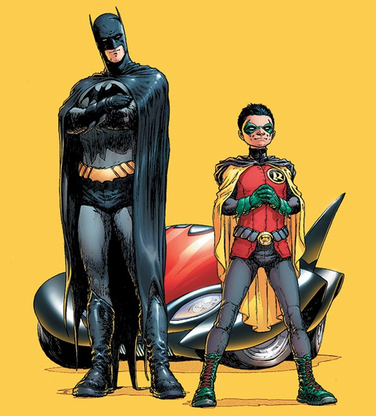 But Long Live Batman and Robin!
