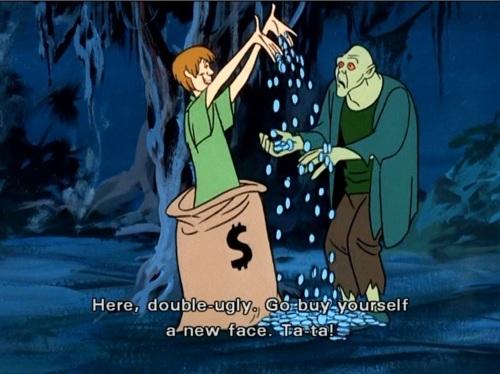 Scooby Doo Zombie