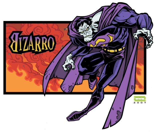 Bizarro by Billzarro