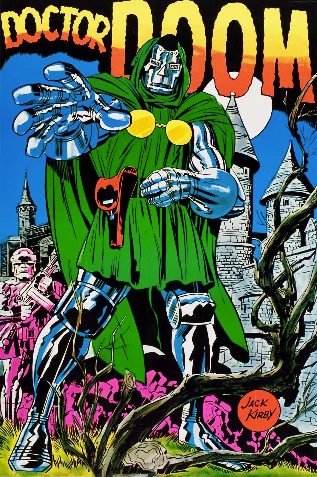 Dork Awards: The 25 Greatest Super-Villains of All Time, Part Five ...