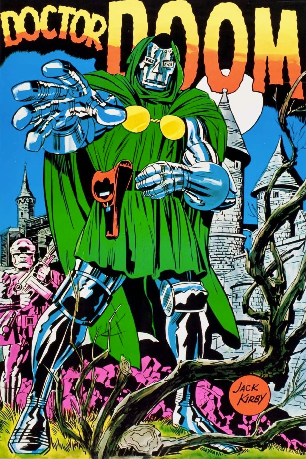 click to embiggen the glory that is DOOM!