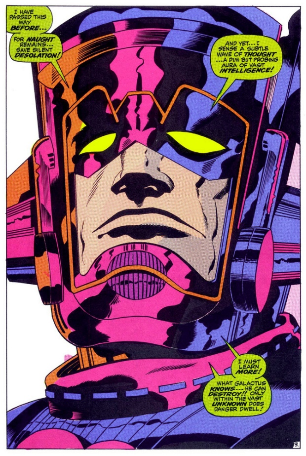 Galactus by Kirby