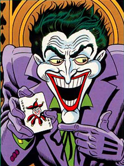 compare/contrast batman/joker essay
