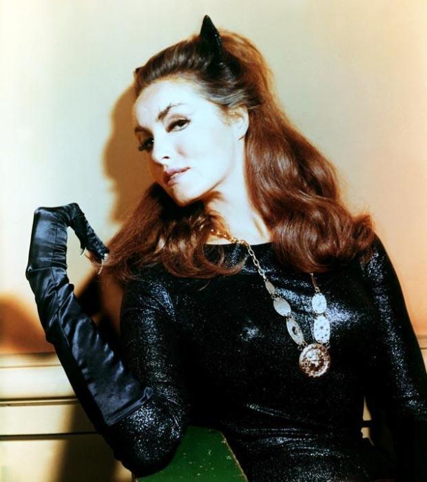 Julie Newmar Catwoman 1