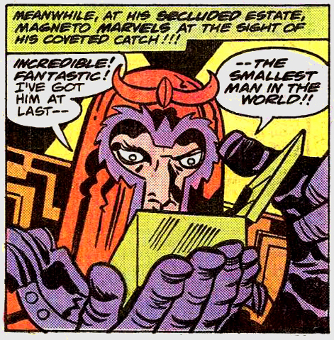 Magneto by Kirby