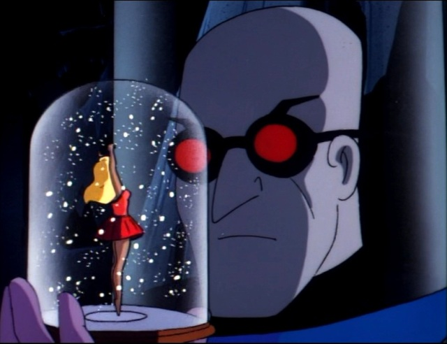 Mr Freeze Animated