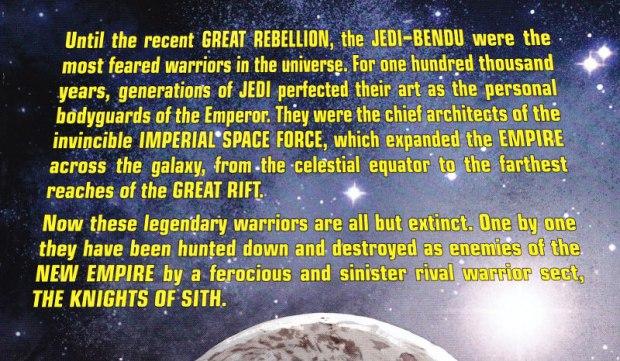 Star Wars Scroll-Text