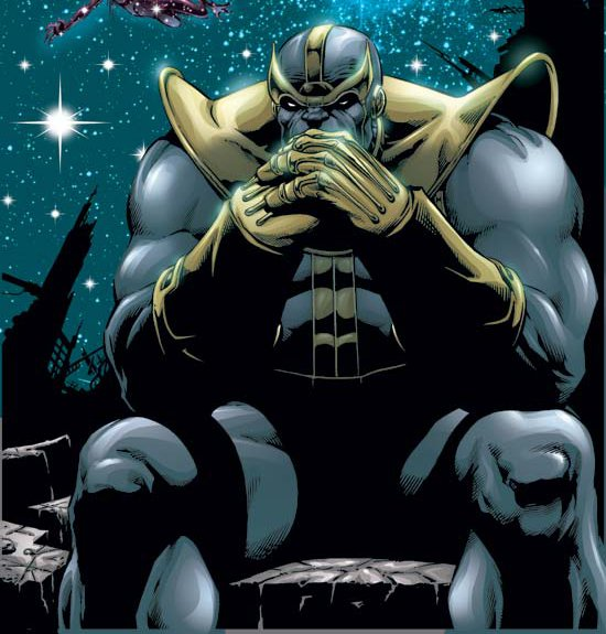 Thanos by Starlin