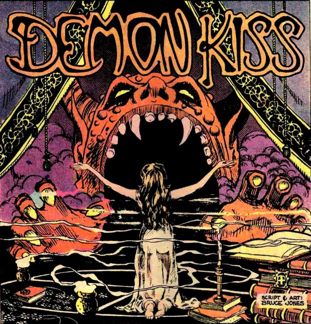 Bruce Jones - Madhouse 96 - Demon Kiss